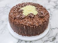 Torta mousse de chocolate (14 porciones)
