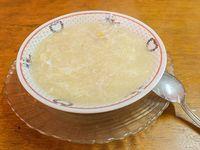 7 - Sopa de choclo con pollo
