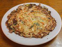 12 - Omelette de vegetales