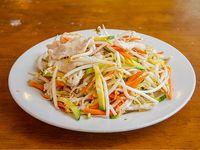 31 - Chop suey con pollo