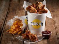 Combo Crispy Wings x12