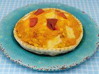 Quiché -Tarta de calabaza y humita