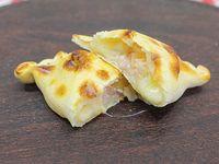 Empanada de ananá y jamón