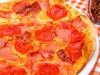 Pizza Carnes Mediana