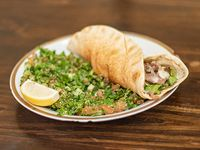 Promo 7 - Shawarma + tabule