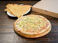 Promo 1 - Pizzeta con muzzarella + 2 fainá