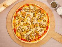 Pizza Delgada Grande Chili Jalapeños