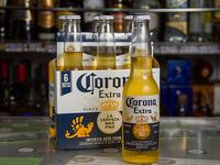 Six pack - Cerveza Corona botella 330 ml