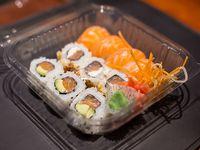Box 1 - 10 unidades full salmón