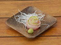 Sashimi de lenguado (5 unidades)