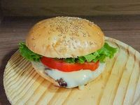 Sándwich de lomito simple