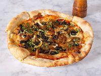 Pizza Cebolla y Aceitunas