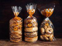 Paquete de Bagel Tradicionales