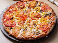 Vegetariana + Gaseosa 1.5 Lts
