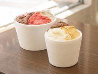 Promo 1 - 1 kg de helado + 1/2 kg de helado