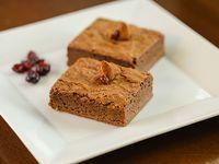 Brownie con chocolate belga