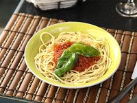 Spaghetti pomarola