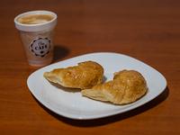Promo - Café mediano a elección + 2 medialunas