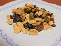 Mix pasas y frutas seca