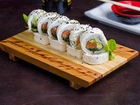 56 - Sake cream roll (10 piezas)