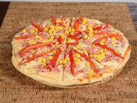 Pizzeta artesanal (32 cm)