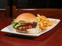 Low burger