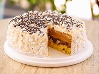 Torta Charlotte (15 porciones)