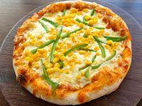 Pizza con choclo (30 cm)