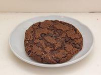 Cookie de chocolate con lentejas de chocolate