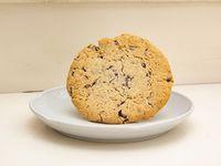 Cookie de vainilla con chips de chocolate