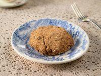 Cookie de avena y pasas