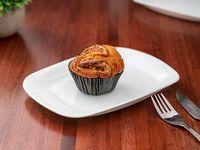 Muffin sin azúcar ni harina