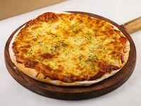 Pizzeta blanca grande (40 cm)