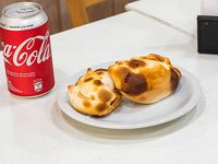Combo Almuerzo - 2 empanadas + Gaseosa 354 ml