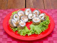 Hot maki tuna (10 piezas)