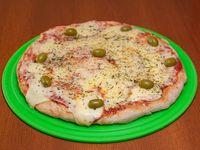 Pizza muzzarella