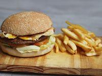 Strega burger