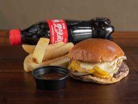 Combo del Patio Burger