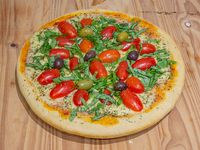 Pizza capresse (8 porciones)