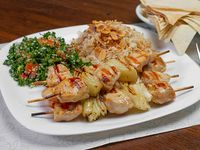 Shish-Kebab de Pollo