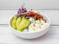 Sushi bowl vegetariano