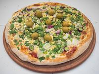 Pizza al verdeo