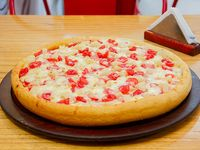 Pizza hawaian cherry