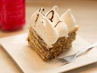Torta rogel (porción)