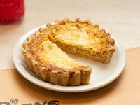 Tartín de jamón y queso