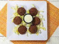 Ración de falafel