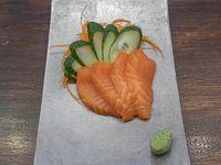 Sashimi de salmón (2 unidades)