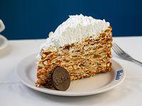 Torta milhojas (porción)