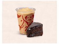 Combo para 2: 2 Granizados + 2 Tortas de Chocolate