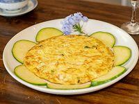 121 - Omelette de verduras